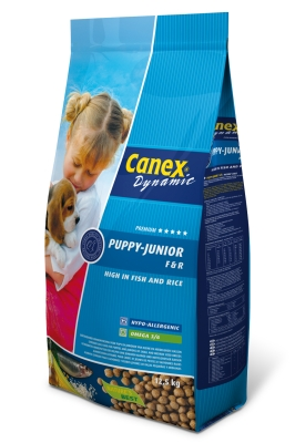 Canex Dynamic Puppy-Junior F&R